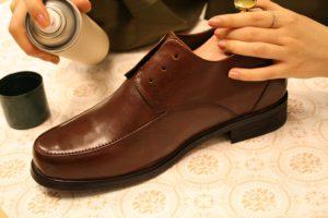 革靴のお手入れ手順7